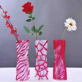 Elegantní a nerozbitné vázy na květiny