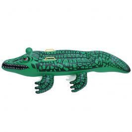 Nafukovací krokodýl do vody s madly