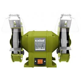 Extol Craft 410130 stolní bruska 350W 200mm