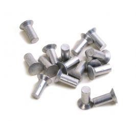 Nýt zápustná hlava AL DIN 661 - 6x20