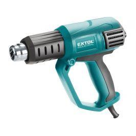 Extol Industrial 8794800 horkovzdušná pistole 2000W s regulací teploty