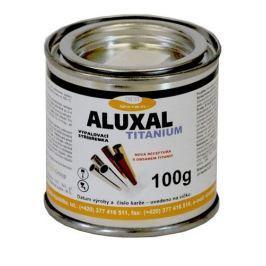 Stříbřenka vypalovací ALUXAL Titanium - 300g