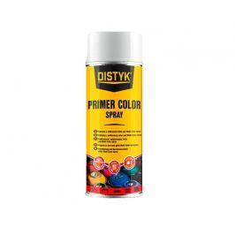 Barva ve spreji základní 400ml Distyk - RAL 9011 černá grafitová