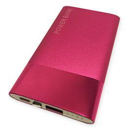Externí baterie iSaprio Bank Pink 6000 mAh