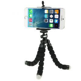 Flexibilní tripod stojan Octopus pro mobilní telefony iPhone, Samsung, Nokia, Sony, HTC