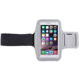 Sportovní pouzdro pro iPhone 6 Plus / 6S Plus šedé