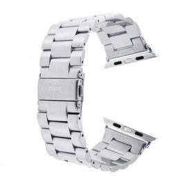 Kovový pásek / řemínek Hoco Slimfit Metal pro Apple Watch 42mm