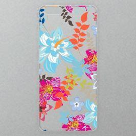 Výměnné akrylové sklo iSaprio Alu pro iPhone 6 / 6S - Flower Pattern 02