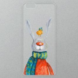 Výměnné akrylové sklo iSaprio Alu pro iPhone 6 / 6S - Rabbit And Bird