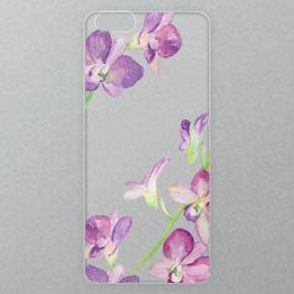 Výměnné akrylové sklo iSaprio Alu pro iPhone 6 / 6S - Purple Orchid