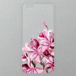 Výměnné akrylové sklo iSaprio Alu pro iPhone 6 / 6S - Pink Orchid