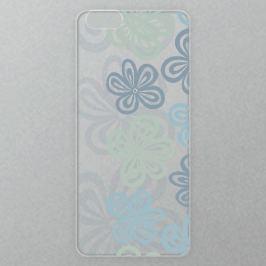 Výměnné akrylové sklo iSaprio Alu pro iPhone 6 / 6S - Flower Pattern 06