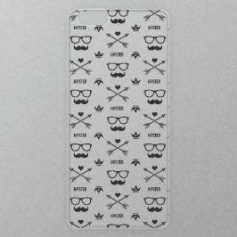 Výměnné akrylové sklo iSaprio Alu pro iPhone 6 / 6S - Hipster Pattern 02