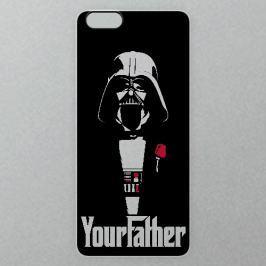 Výměnné akrylové sklo iSaprio Alu pro iPhone 6 / 6S - Your Father
