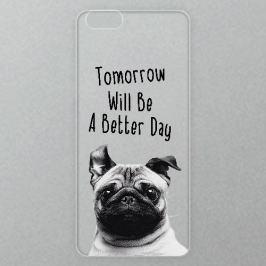 Výměnné akrylové sklo iSaprio Alu pro iPhone 6 / 6S - Better Day 01 Domů