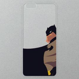 Výměnné akrylové sklo iSaprio Alu pro iPhone 6 / 6S - Batman 01