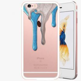Kryt na mobil iSaprio Alu Rose Gold pro iPhone 6 / 6S - Varnish 01