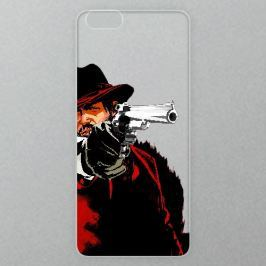 Výměnné akrylové sklo iSaprio Alu pro iPhone 6 Plus / 6S Plus - Gunman