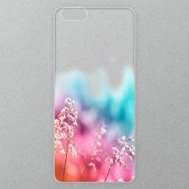 Výměnné akrylové sklo iSaprio Alu pro iPhone 6 Plus / 6S Plus - Rainbow Grass