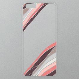 Výměnné akrylové sklo iSaprio Alu pro iPhone 6 Plus / 6S Plus - Color Stripes 04