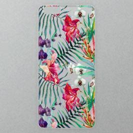 Výměnné akrylové sklo iSaprio Alu pro iPhone 6 Plus / 6S Plus - Flower Pattern 03