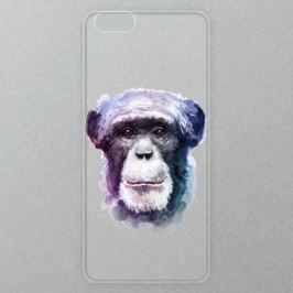 Výměnné akrylové sklo iSaprio Alu pro iPhone 6 Plus / 6S Plus - Chimpanzee