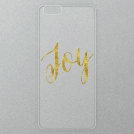 Výměnné akrylové sklo iSaprio Alu pro iPhone 6 Plus / 6S Plus - Joy - gold