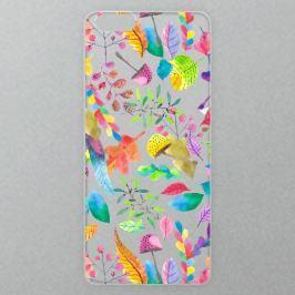 Výměnné akrylové sklo iSaprio Alu pro iPhone 6 Plus / 6S Plus - Mashroom Pattern 01