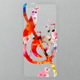 Výměnné akrylové sklo iSaprio Alu pro iPhone 6 Plus / 6S Plus - Music 01
