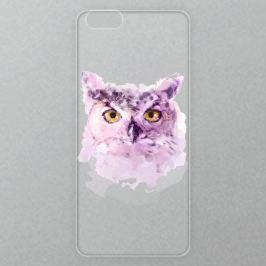 Výměnné akrylové sklo iSaprio Alu pro iPhone 6 Plus / 6S Plus - Owl 01