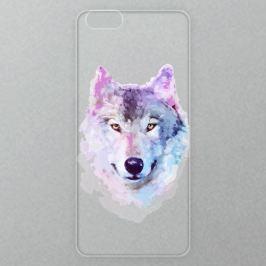 Výměnné akrylové sklo iSaprio Alu pro iPhone 6 Plus / 6S Plus - Wolf 01