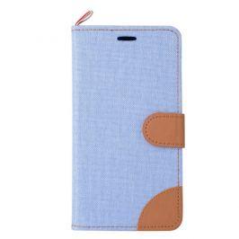 Pouzdro / kryt iSaprio Flip Case Light Blue pro Lenovo A7000