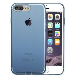 Pružný kryt Baseus Simple pro iPhone 7 Plus Blue