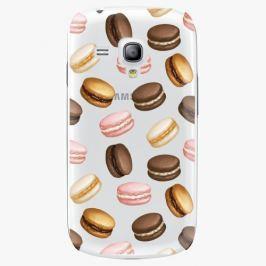 Plastový kryt iSaprio - Macaron Pattern - Samsung Galaxy S3 Mini