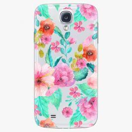 Plastový kryt iSaprio - Flower Pattern 01 - Samsung Galaxy S4