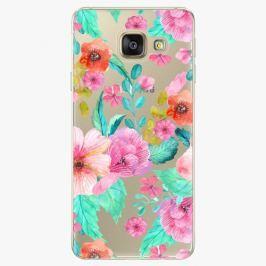 Plastový kryt iSaprio - Flower Pattern 01 - Samsung Galaxy A5 2016