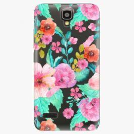 Plastový kryt iSaprio - Flower Pattern 01 - Huawei Ascend Y5