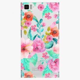 Plastový kryt iSaprio - Flower Pattern 01 - Xiaomi Mi3