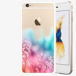 Plastový kryt iSaprio - Rainbow Grass - iPhone 6 Plus/6S Plus - Gold