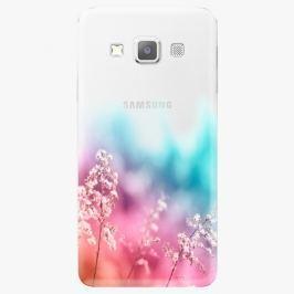 Plastový kryt iSaprio - Rainbow Grass - Samsung Galaxy A7
