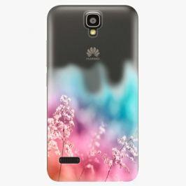 Plastový kryt iSaprio - Rainbow Grass - Huawei Ascend Y5