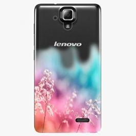 Plastový kryt iSaprio - Rainbow Grass - Lenovo A536