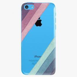 Plastový kryt iSaprio - Glitter Stripes 01 - iPhone 5C