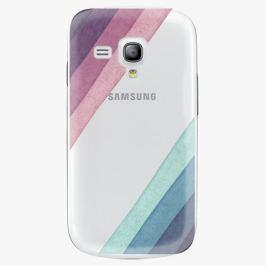 Plastový kryt iSaprio - Glitter Stripes 01 - Samsung Galaxy S3 Mini