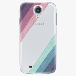Plastový kryt iSaprio - Glitter Stripes 01 - Samsung Galaxy S4