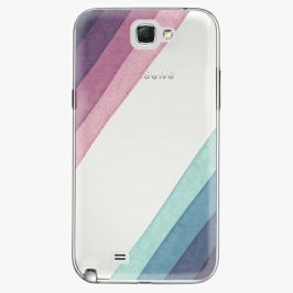 Plastový kryt iSaprio - Glitter Stripes 01 - Samsung Galaxy Note 2
