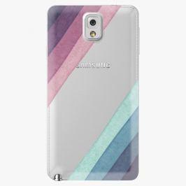 Plastový kryt iSaprio - Glitter Stripes 01 - Samsung Galaxy Note 3