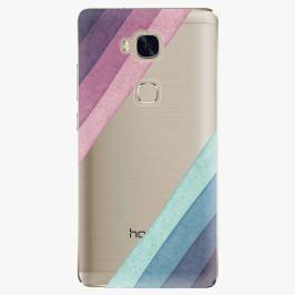 Plastový kryt iSaprio - Glitter Stripes 01 - Huawei Honor 5X