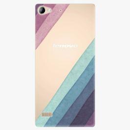 Plastový kryt iSaprio - Glitter Stripes 01 - Lenovo Vibe X2
