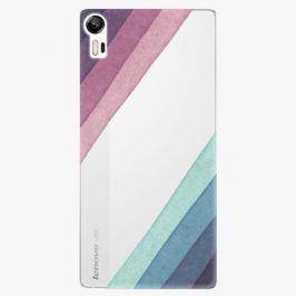 Plastový kryt iSaprio - Glitter Stripes 01 - Lenovo Vibe Shot